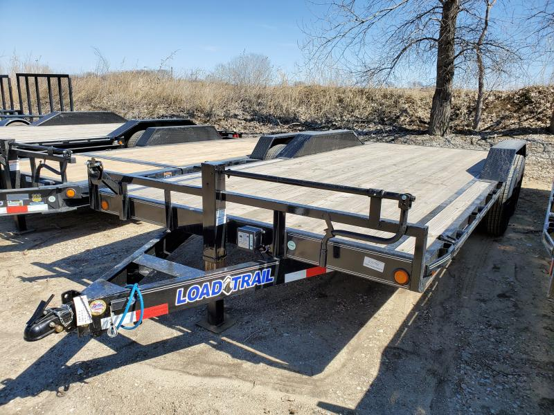 2020 Load Trail 102x20 Tandem Axle Equipment Trailer