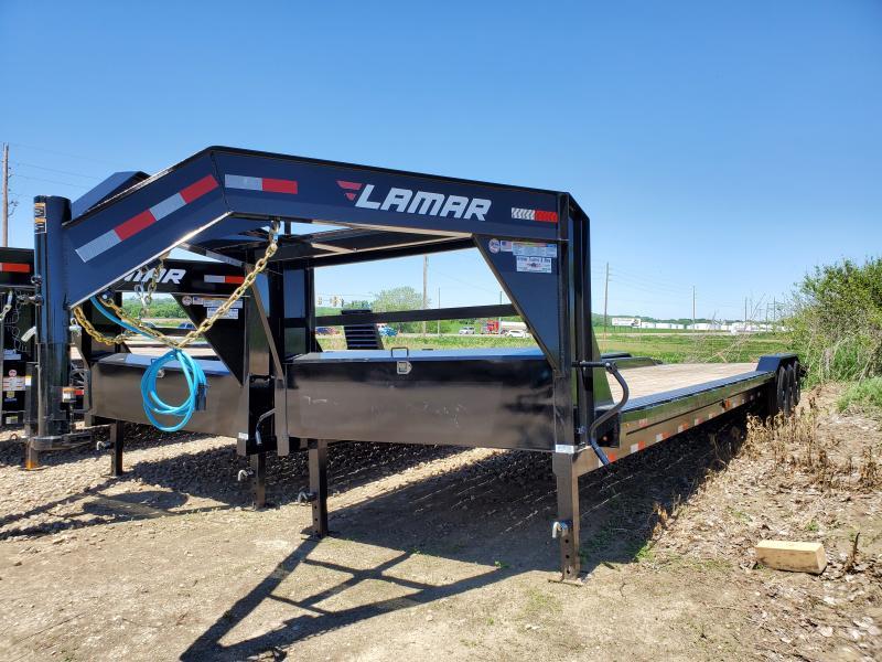 2020 Lamar Trailers 102x38 Triple Axle Carhauler Equipment Trailer