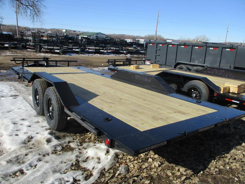 2020 Load Trail 102x22 Tilt-N-Go Equipment Trailer