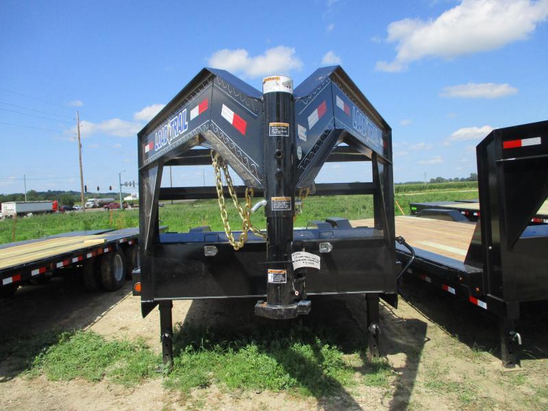 "2019 Load Trail 102"" x 26' Tandem Axle Gooseneck Equipment Trailer"