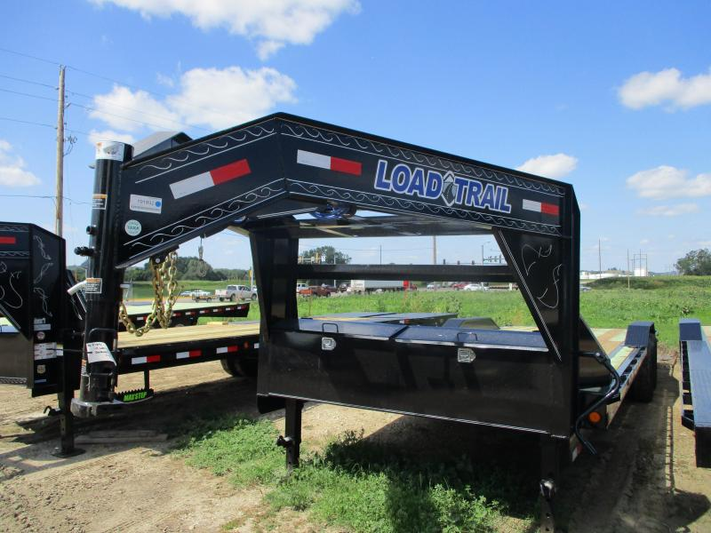 "2019 Load Trail 102"" x 26' Tandem Axle Gooseneck Equipment Trailer"