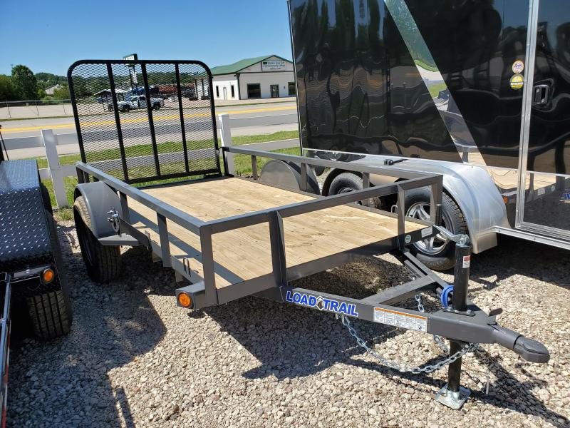 2020 Load Trail 60x10 Single Axle Utility Trailer