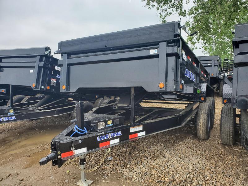 2020 Load Trail 72x12 Tandem Axle Dump Trailer
