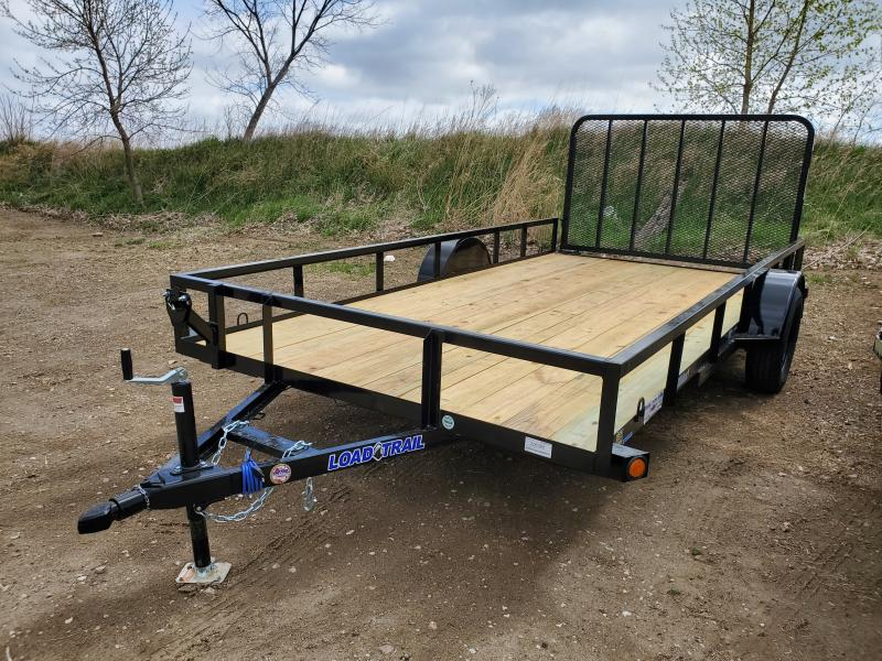 2020 Load Trail 83x14 Single Axle Utility Trailer