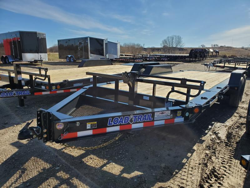 2020 Load Trail 83x20 Tandem Axle Tilt-N-Go Equipment Trailer
