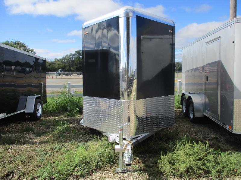 2020 Legend Manufacturing 6x13 Single Axle Enclosed Cargo Trailer