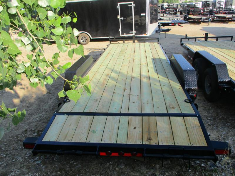"2019 Load Trail 83"" x 22' Tandem Axle Equipment Trailer"
