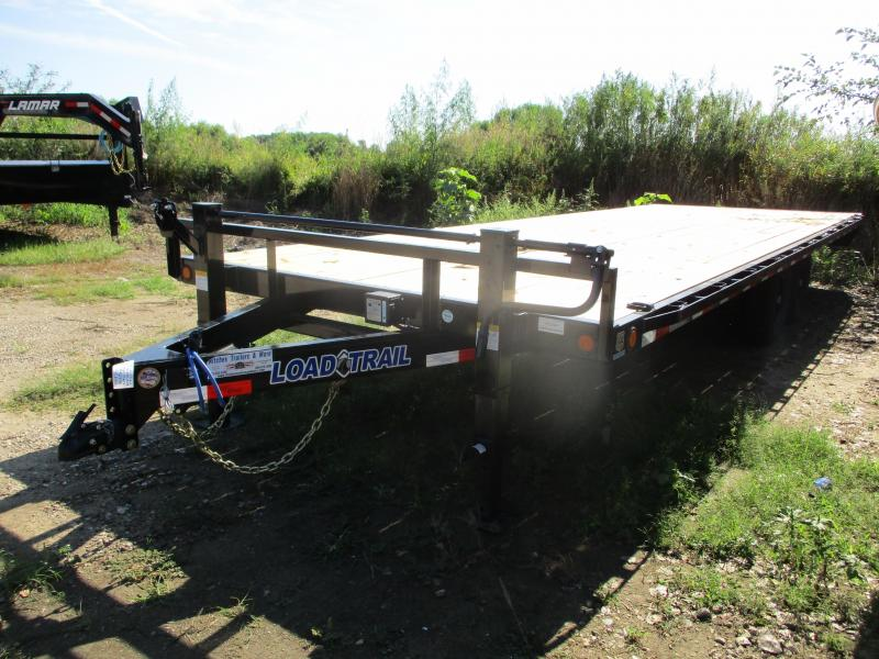 2019 Load Trail 102x24 Tandem Axle Deck Over Equipment Trailer
