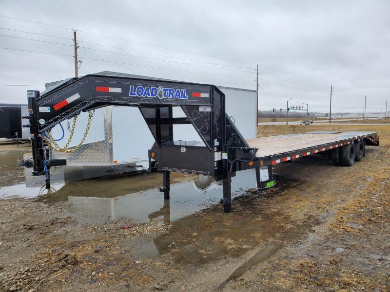 2020 Load Trail 102x32 Low Pro Gooseneck Flatbed Trailer