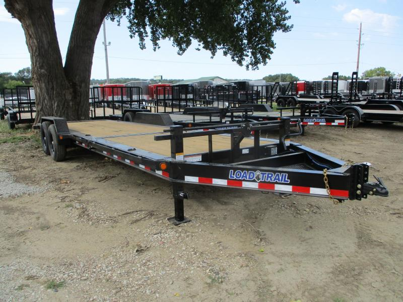 2020 Load Trail 83x24 Tandem Axle Tilt-N-Go Equipment Trailer