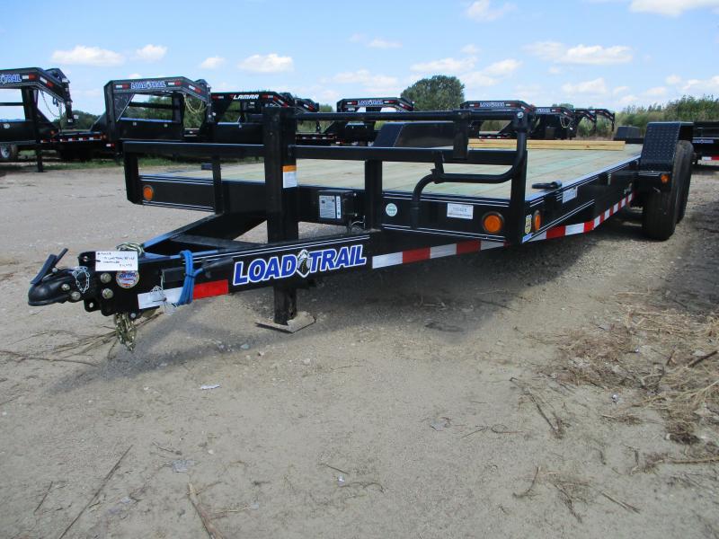 "2019 Load Trail 83"" x 20' Tandem Axle Equipment Trailer"