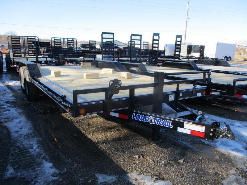 2020 Load Trail 102x20 Tandem Axle Equipment Trailer