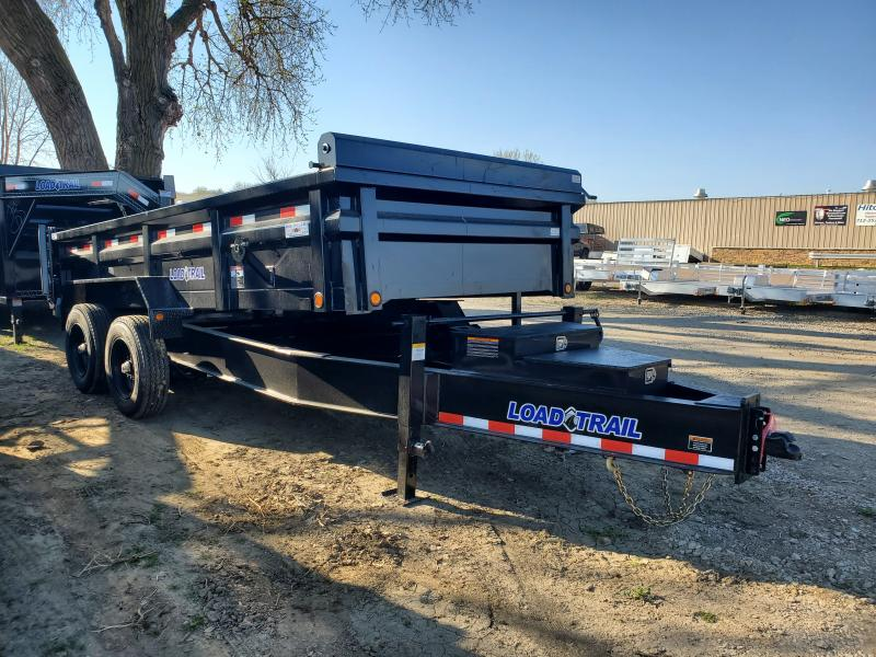 2020 Load Trail 83x16 Tandem Axle Heavy Duty Dump Trailer