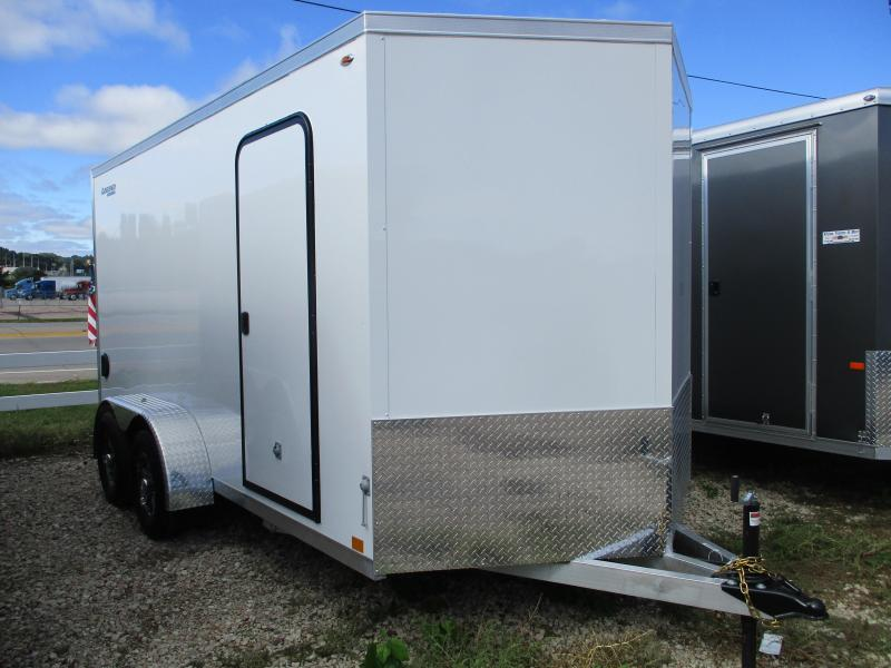 2020 Legend Manufacturing 7x16 Tandem Axle Enclosed Cargo Trailer
