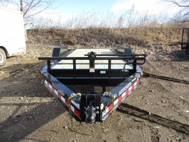 "2019 Load Trail 83""x18' Tandem Axle Tilt-N-Go Equipment Trailer"