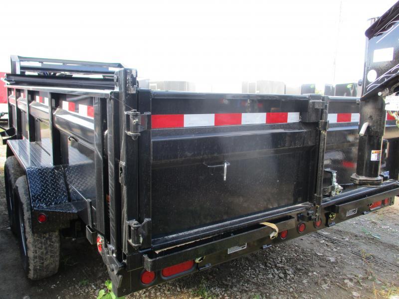 2020 Load Trail 83x16 Tandem Axle Gooseneck Dump Trailer