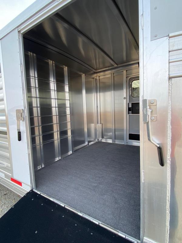 2020 Exiss Trailers STC 8024 Livestock Trailer