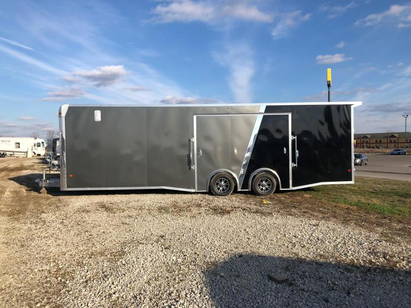 2018 EZ Hauler 8x28 Car / Racing Trailer