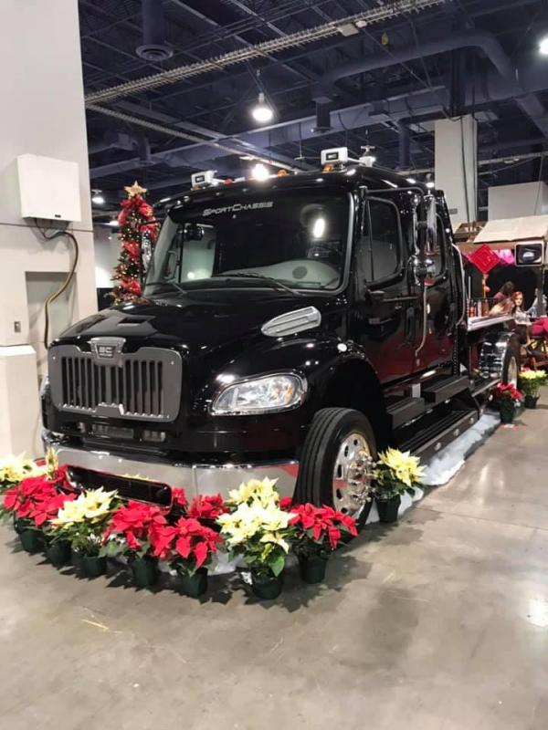 *COMING SOON* 2015 Freightliner Heavy Duty SportChassis 350