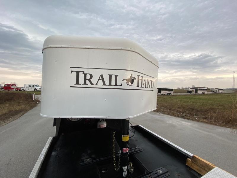 2015 Bison Trail Hand 3h LQ