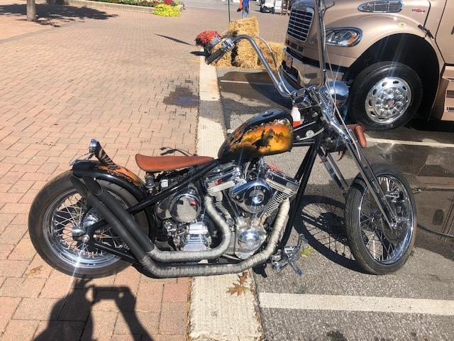 2014 Kustom Werks Motorcycle