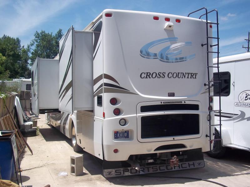 2007 Coachmen Cross Country 389 Class A RV