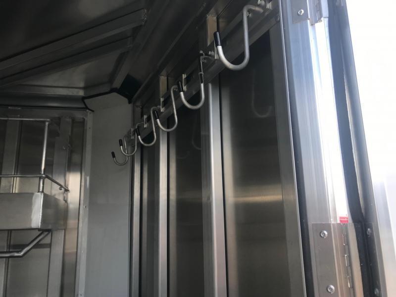 2020 Frontier Low Pro 716W Livestock Trailer