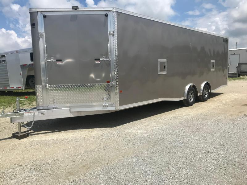 2019 Mission MCH 8.5 x 24 Racing Trailer