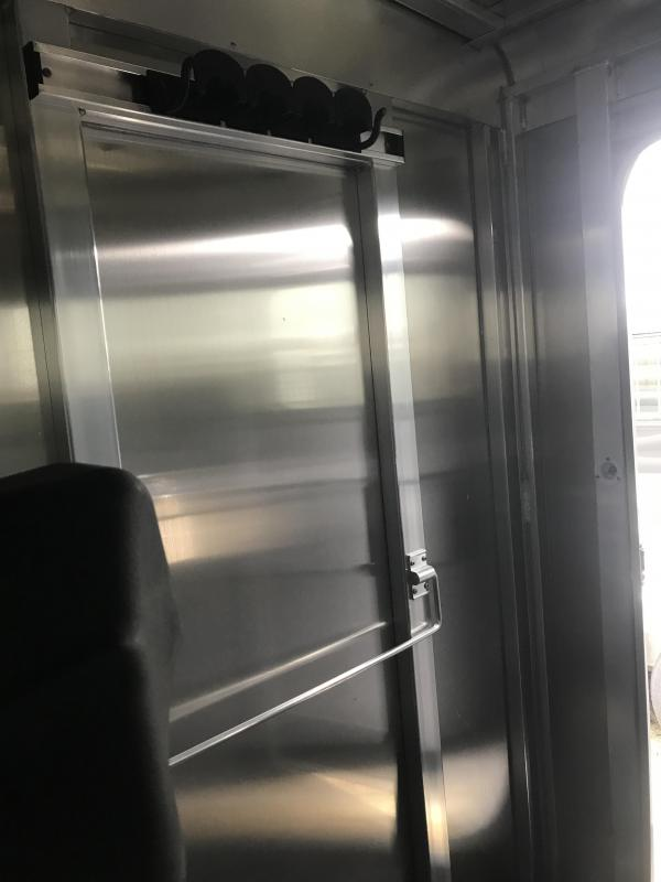 2019 Exiss Stock Combo 7024 Trailer  - Dressing Room