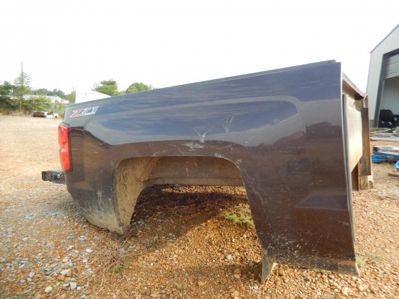 2016 Chevrolet 1500 Z71 Truck Bed