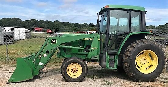 1998 John Deere 6310 Tractor