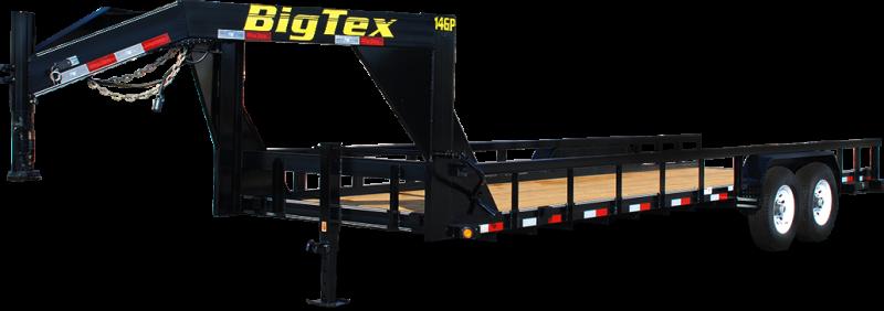 14GP-20 Big Tex Utility Trailer
