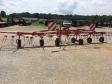 2017 Farm King VORTEX TEDDER Hay / Forage