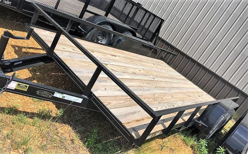2017 Double G UTILITY TRAILER Utility Trailer