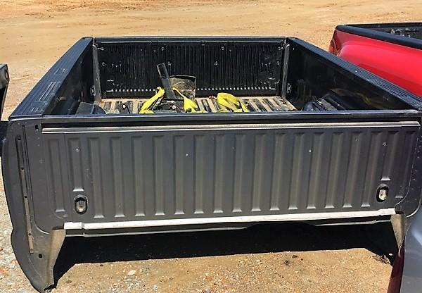 2012 Ford F-250 Truck Bed