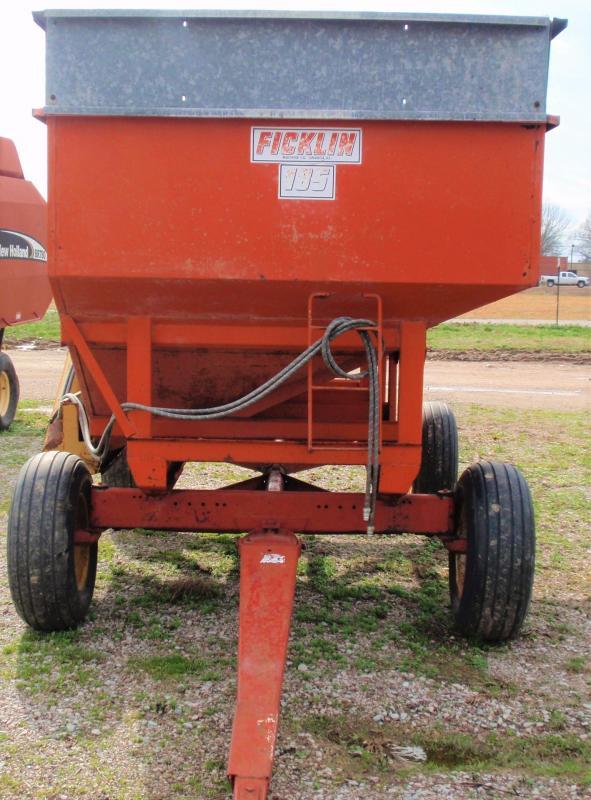 2000 Other 185 FICKLIN GRAVITY FLOW TRAILER Farm / Ranch