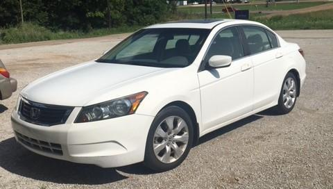 2010 Honda honda accord sedan Car