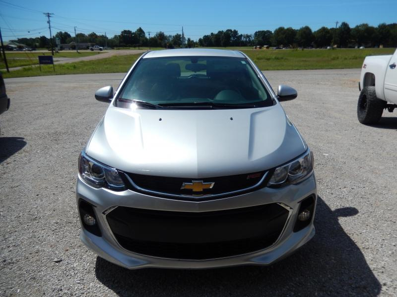 2017 Chevrolet 2017 CHEVY SONIC HATCHBACK Car