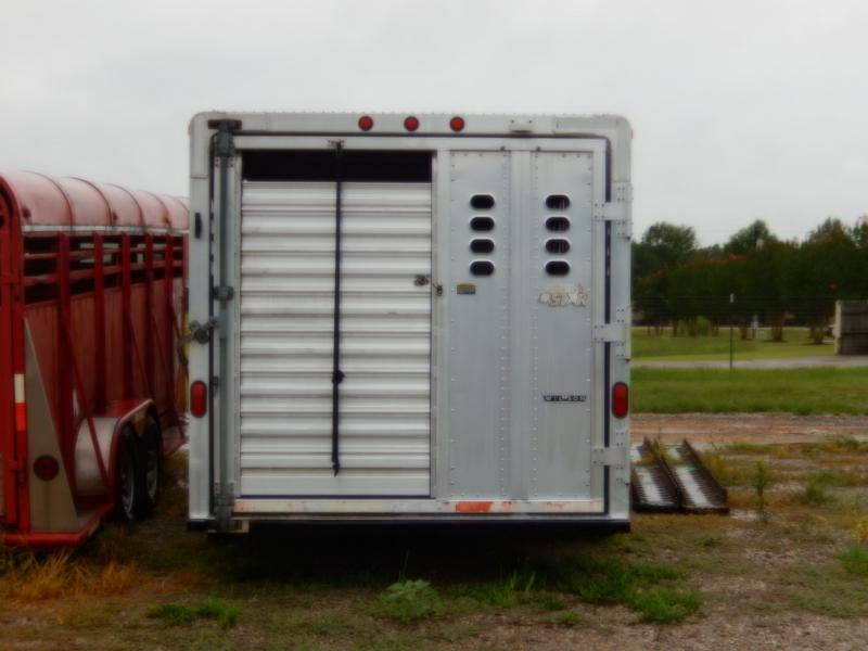 2004 Willson STOCK TRAILER Livestock Trailer