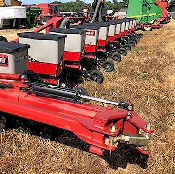 2014 Case 1235 EARLY RISE PLANTER