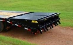 2020 Big Tex Trailers 14GN-25+5 MR Equipment Trailer