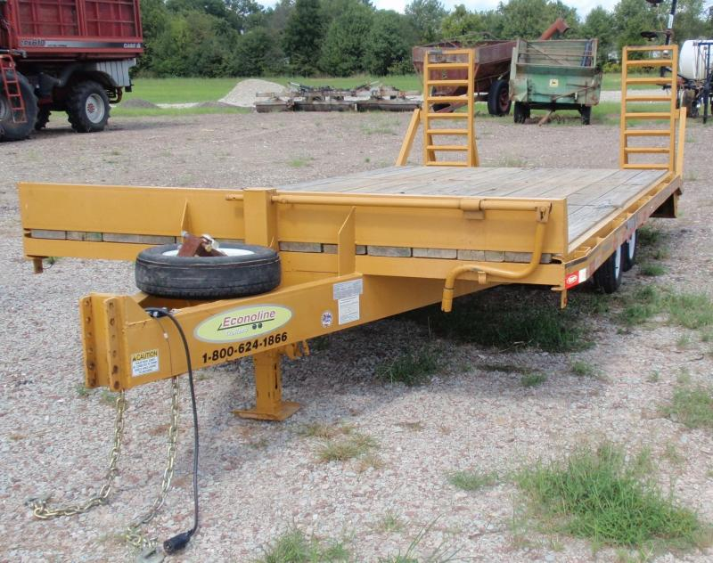 2017 Econoline MINIMAX Equipment Trailer