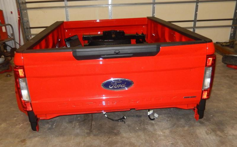 2019 Ford F-350 Truck Bed