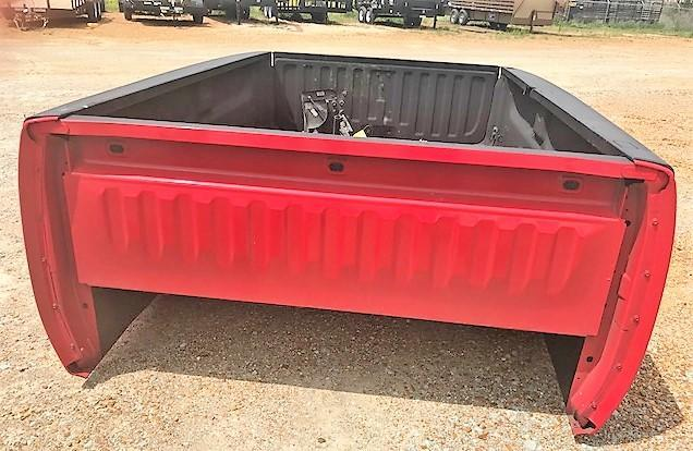 2011 CHEVY DUALLY 3500 TAKE OFF Truck Bed