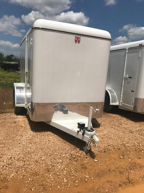 2017 W-W Trailer CC 12X6 (2-3500) Enclosed Cargo Trailer