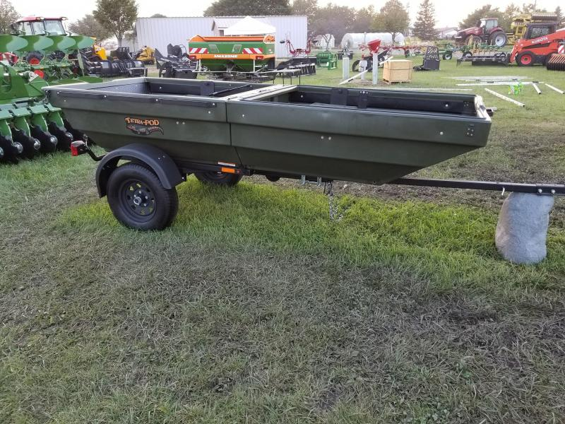 2017 Tetra-pod Boat Trailer