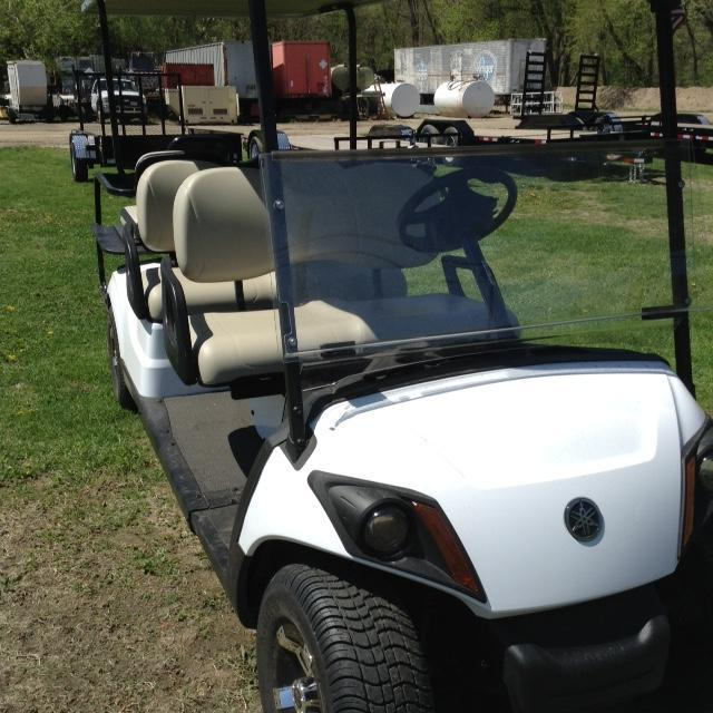 2018 Yamaha Drive 2 6 Seat Golf Cart