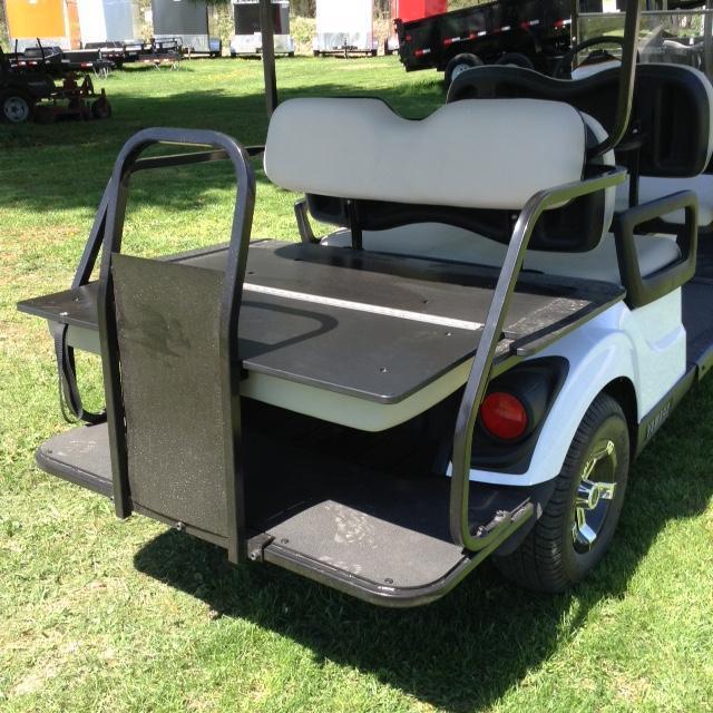 2018 Yamaha Drive 2 6 Seat Golf Cart