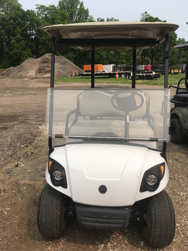 2012 Yamaha YDRA 4 Seat Golf Cart Gas Carbureted