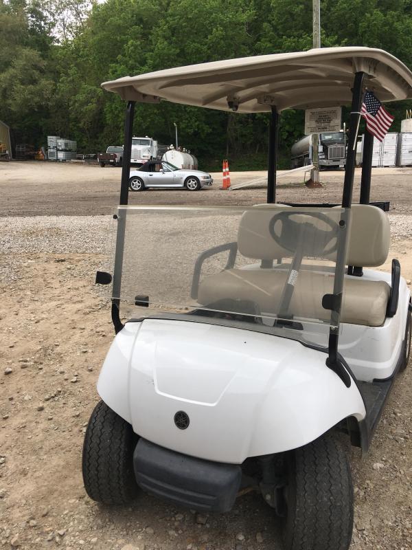 2012 Yamaha Drive YDRE 2 Seat Golf Cart